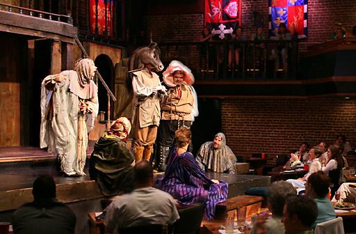The Shakespeare Tavern Playhouse